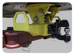 2505000 5th Wheel Adapter side 2